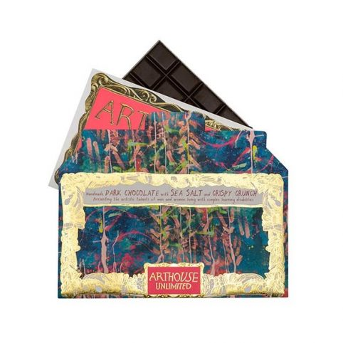 Dark Chocolate With Sea Salt Arthouse - Buy Online UK