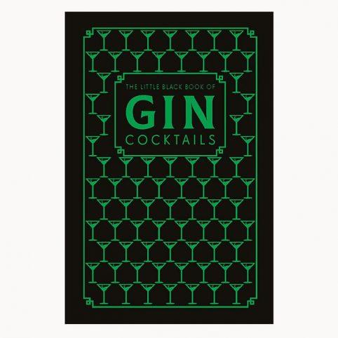 Little Black Book Of Gin Cocktails For Sale Online UK