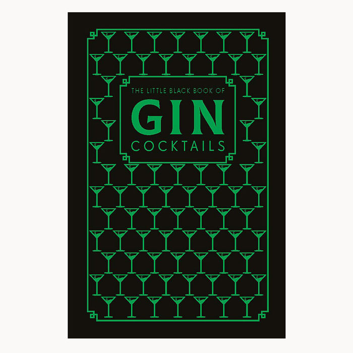 Little Black Book Of Gin Cocktails For Sale Online UK