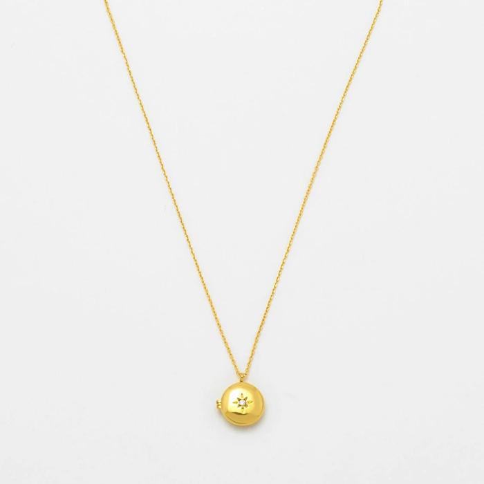 Estella Bartlett Locket Necklace - Buy Online UK