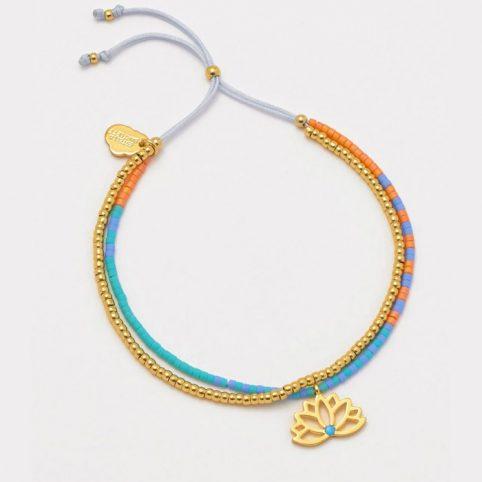 Estella Bartlett Bracelet Lotus Phoebe - Buy Online UK