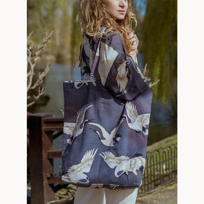Storks Grey Bag One Hundred Stars - Buy Online UK