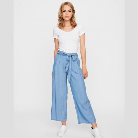 Vero Moda Loose Ankle Pants - Buy online UK