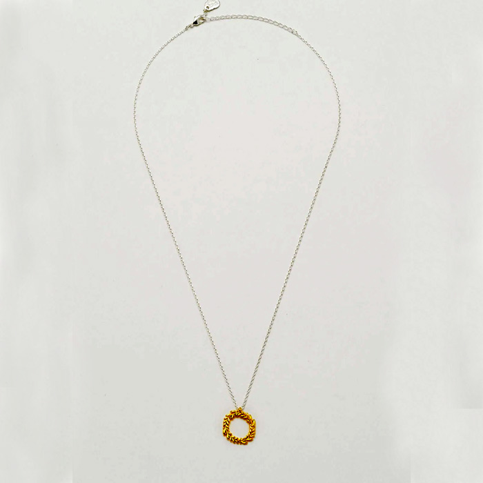 Estella Bartlett Wreath Necklace - Buy Online UK