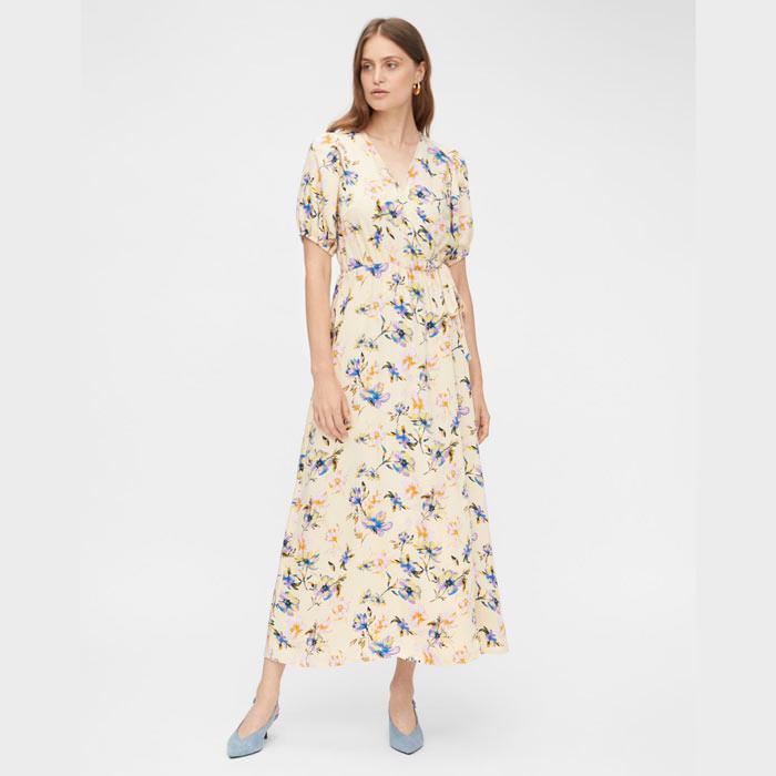 YAS Floral Dress