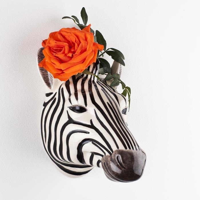 Quail Ceramics Wall Vase - Buy Online UK