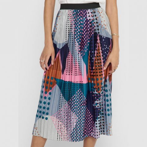 JDY Graphic Print Maxi Dress - Buy Online UK