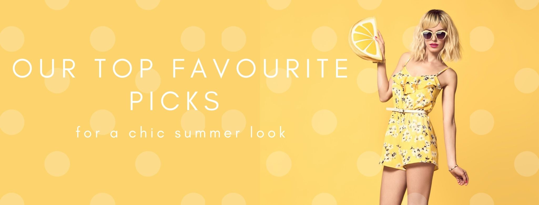 Top picks for chic summer look