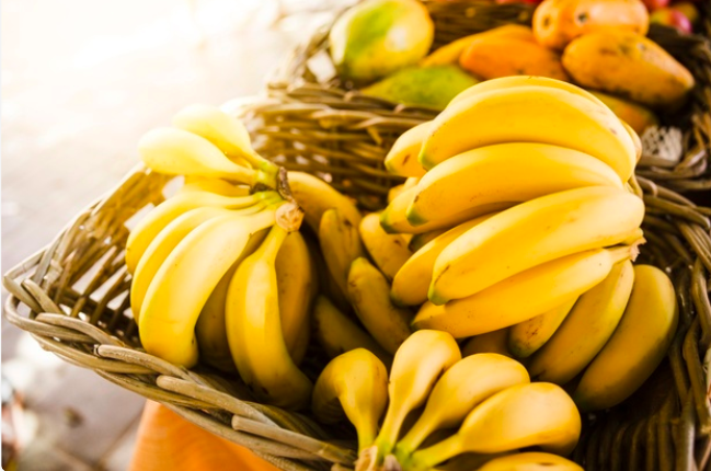 Top 3 natural beauty products banana