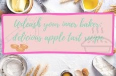 delicious apple tart recipe