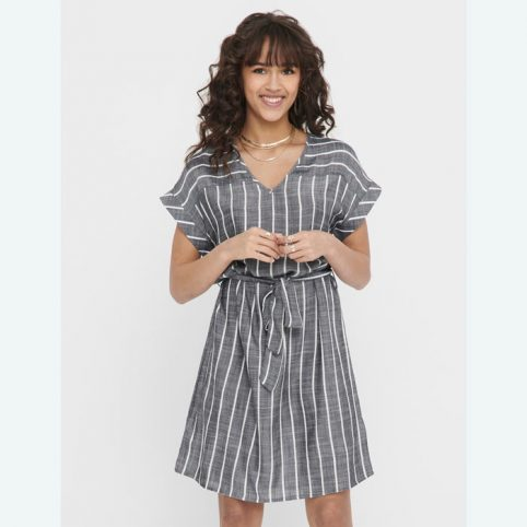 Summer Striped Dress JDY - Buy Online UK