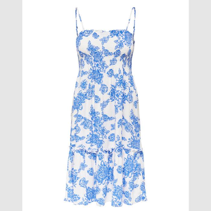 Floral Strap Dress - Buy Online UK