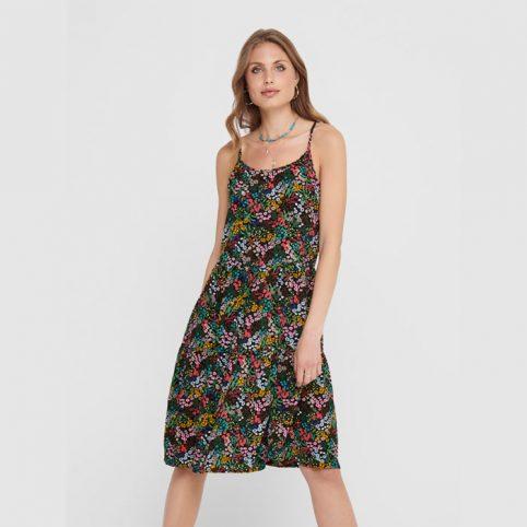 JDY Floral Layer Dress - Buy Online UK
