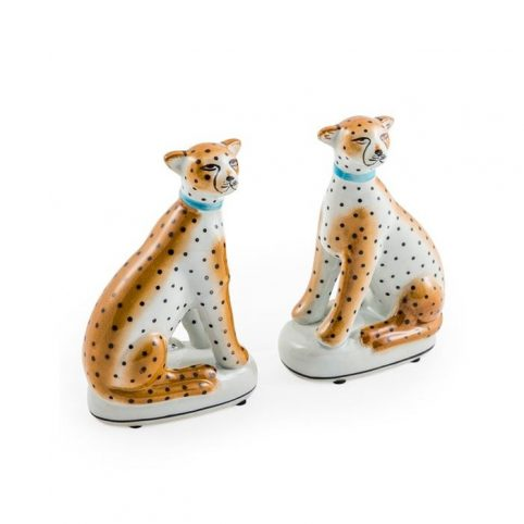 Leopards - set of two purchase online from source with free UK delivery on orders over £20