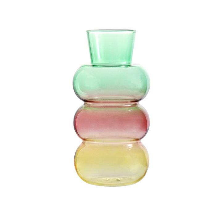 Droplet Vase Green From Klevering - Buy Online UK