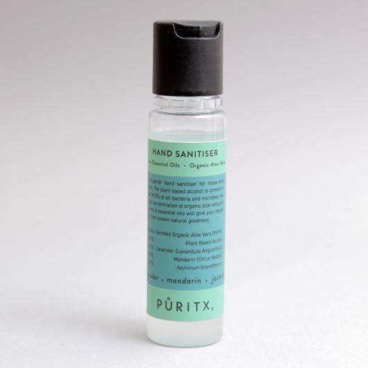 Puritx Hand Sanitiser 60 ml - Buy UK