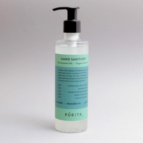 Purtix Hand Sanitiser. - Buy Online UK