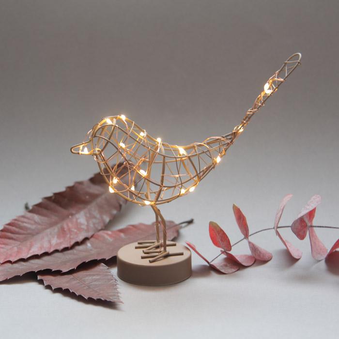robin table light