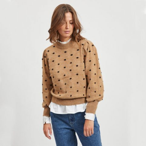 Pom Pom Jumper From Object - Buy Online UK
