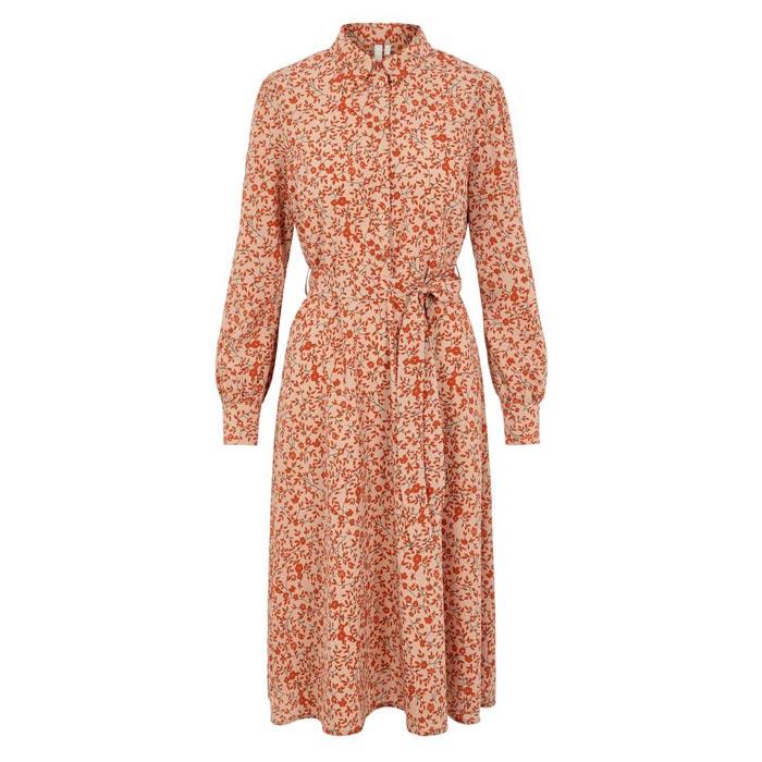 Pieces Printed Dress - Buy Online UK