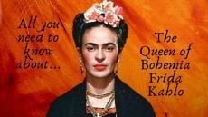 Queen of Bohemia Frida Kahlo