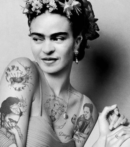 queen of bohemia frida kahlo