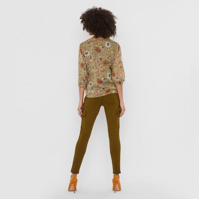 Vero Moda V-Neck Floral Top - Purchase online