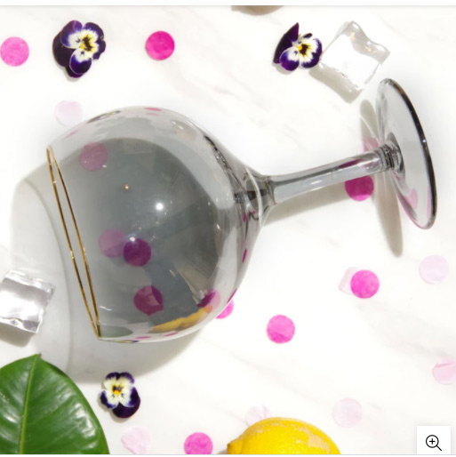 Set of Two Gin Balloon Glasses Root 7 - Buy Online UK