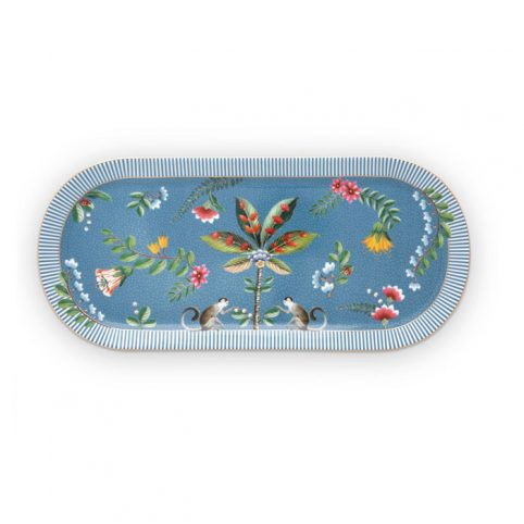 Pip Studio La Majorelle Blue Cake Tray - Buy online UK
