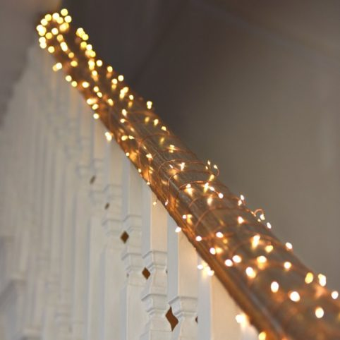 Copper Cluster Fairy Lights - Purchase Online UK