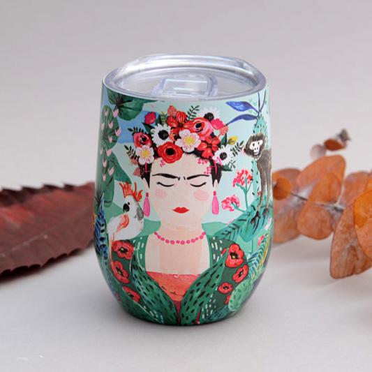 Frida Kahlo Eco Cup - Buy Online UK