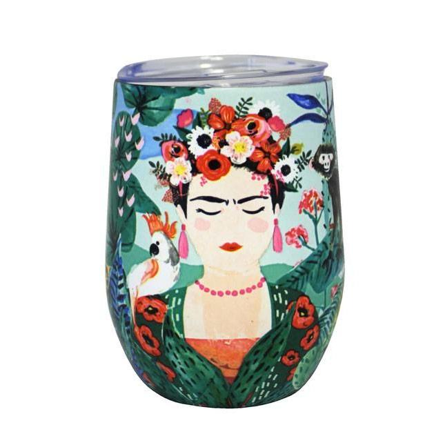 Frida Kahlo Eco Cup Disaster Designs - Buy Online UK