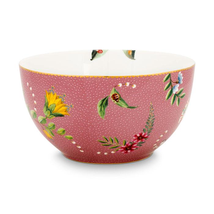 La Majorelle Pink Bowl Pip Studio - Buy Online UK