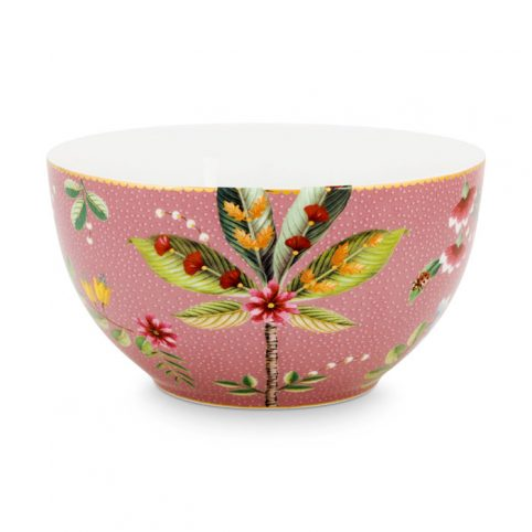 La Majorelle Pink Bowl Pip Studio - Buy Online UK