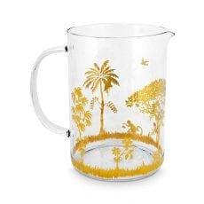 Pip Studio La Majorelle Gold Water Jug - Buy Online UK