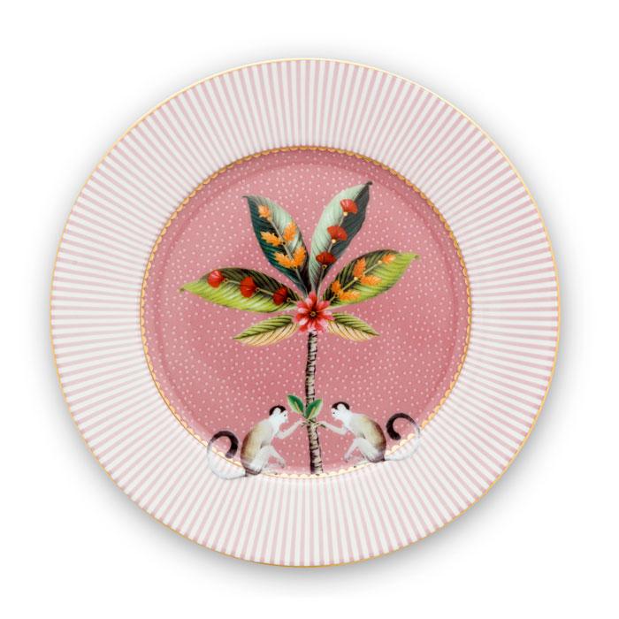 Pip Studio Monkey Plate - Purchase online UK