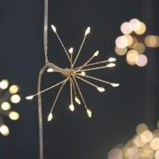 Silver Starburst Light Chain Buy Online UK