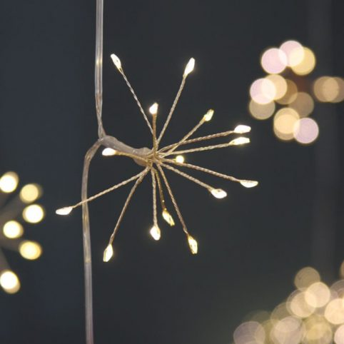 Silver Starburst Light Chain Buy Online UK