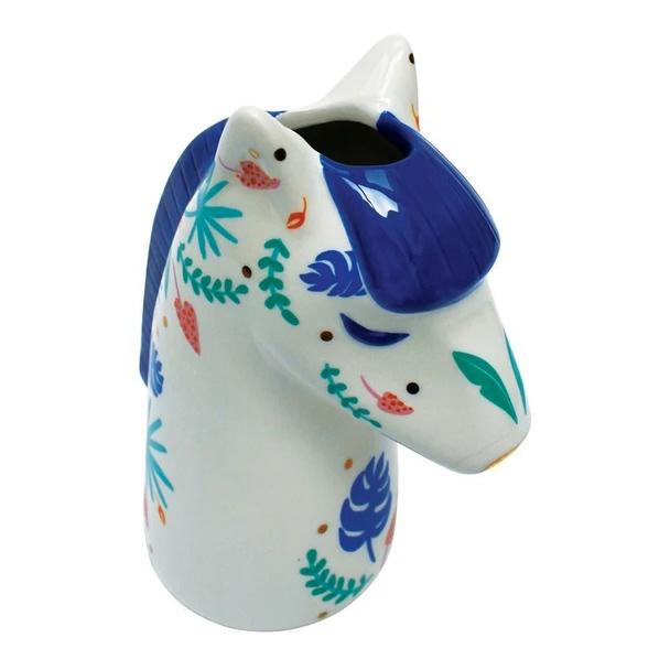 Zebra Cute Flower Vase - Buy Online UK