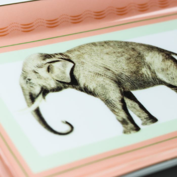 Elephant Tray - Yvonne Ellen. Buy online with free UK delivery