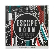Host Your Own Escape Room - Free UK Delivery When Buy Online