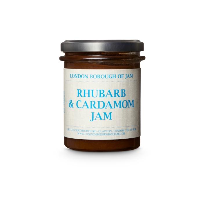 Rhubarb and Cardamom Jam Buy Online UK