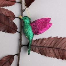 Gisela Graham Hummingbird Decoration - Buy Online UK