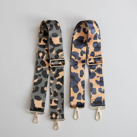Cheetah Bag strap - buy online with free UK delivery over £20