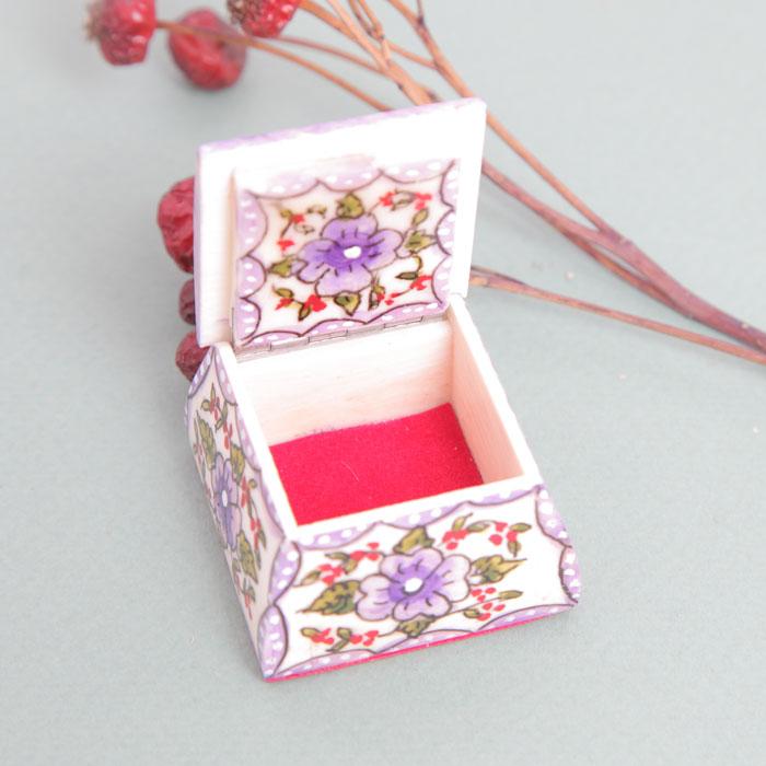 Handmade Bone Pill Box - Buy Online UK