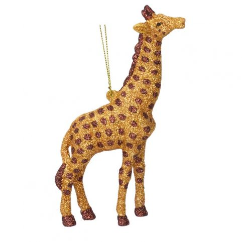 Gisela Graham Giraffe Christmas Decoration - Buy Online UK