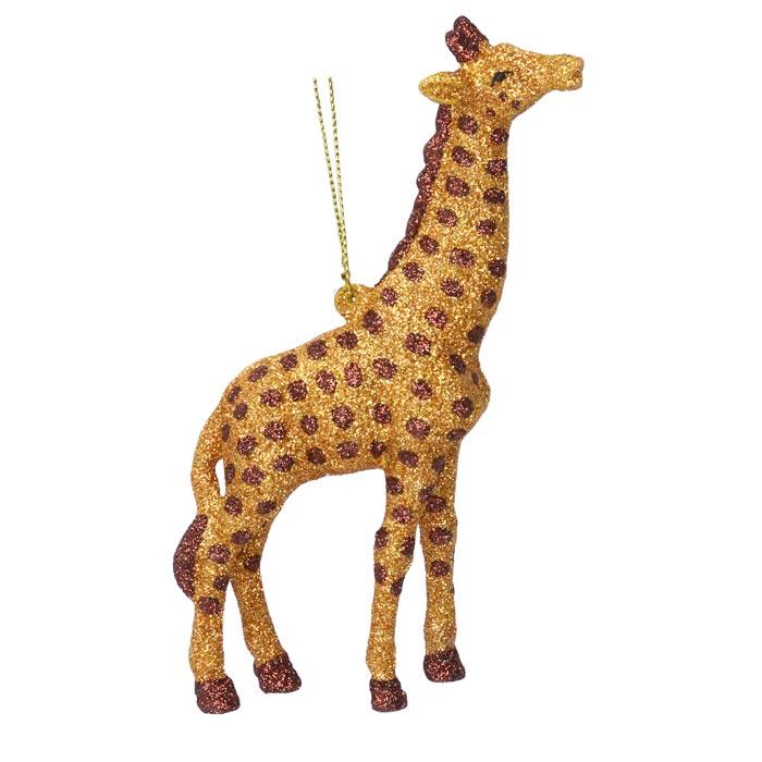 Gisela Graham Giraffe Christmas Decoration - Buy Online UK