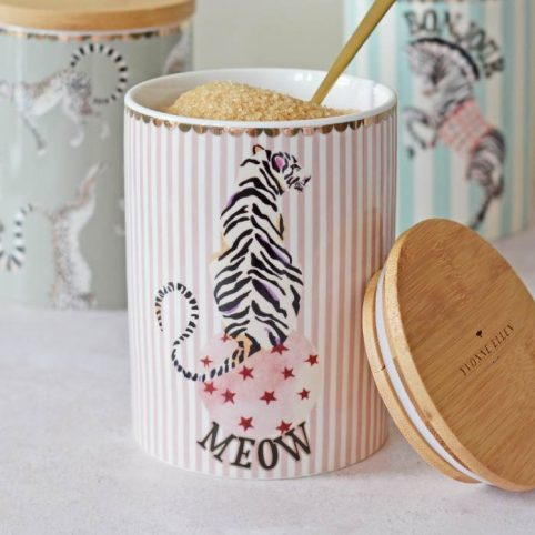 Yvonne Ellen Tiger Storage Jar - Buy Online With Free UK Delivery