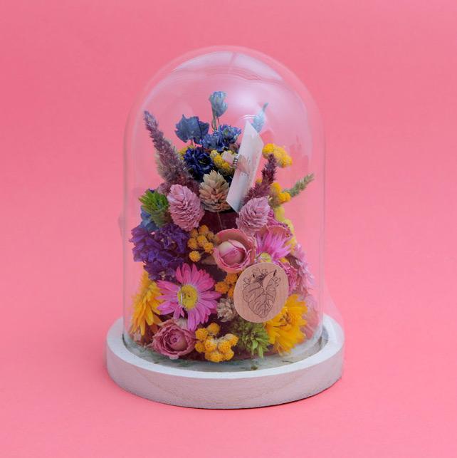 Dried Flower Arrangement - Buy Online UK