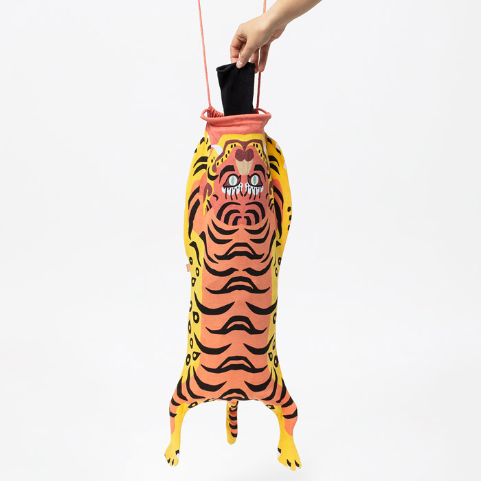 Tibetan Tiger Travel Bag